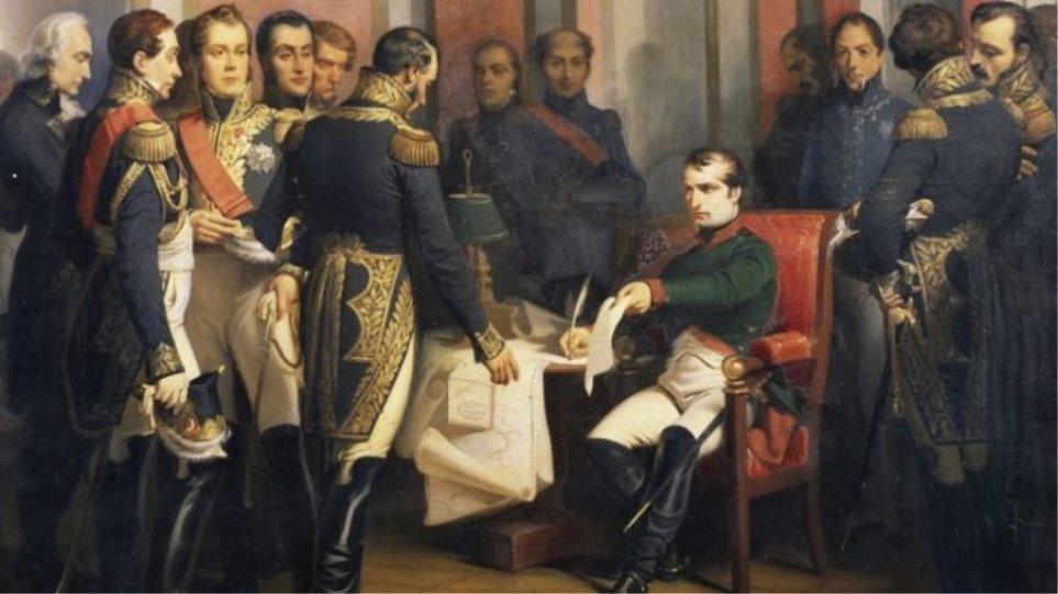 Ρωσία: Δηλώνει έτοιμη να παραδώσει στη Γαλλία τα οστά στρατηγού του Ναπολέοντα - Φωτογραφία 1