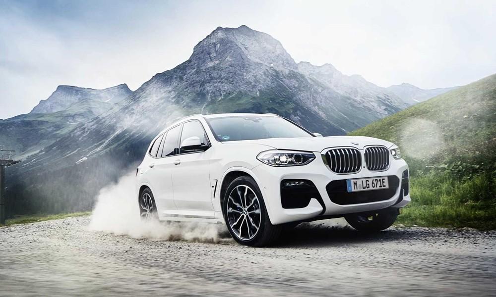 Η υβριδική BMW X3 έχει κατανάλωση 2,1 λτ./100 χλμ. - Φωτογραφία 1