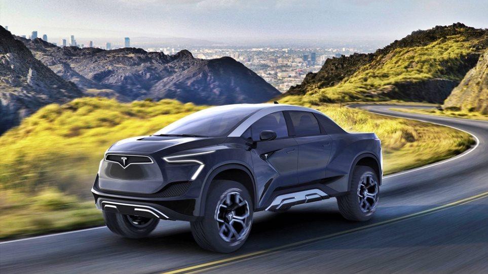 Tesla Pick Up - Φωτογραφία 1
