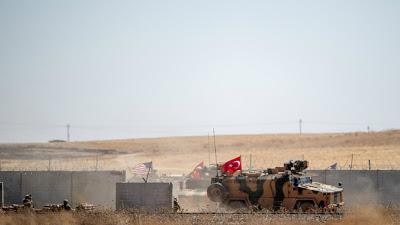 Τουρκία:θα φύγουμε από τη Συρία όταν αποσυρθούν οι άλλες χώρες - Φωτογραφία 1