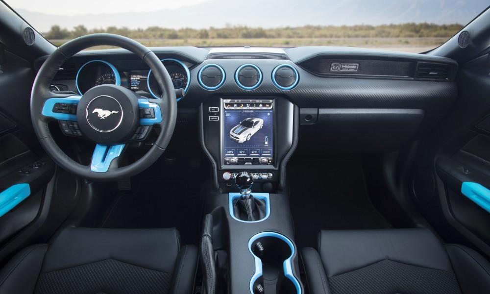 Ford Mustang  900 ΗΡ - Φωτογραφία 3