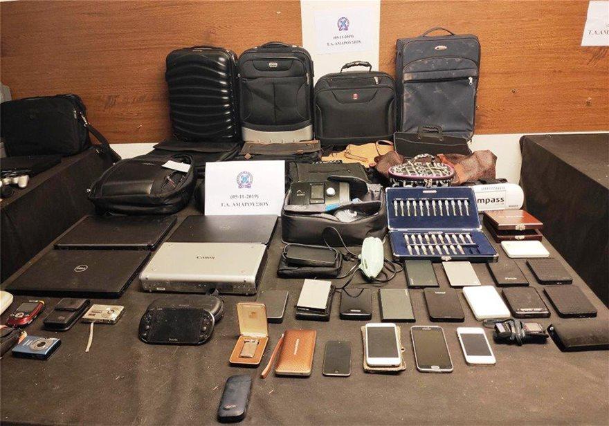 Παλλήνη: Συνελήφθη επ' αυτοφώρω διαρρήκτης αυτοκινήτων ετών 73! - Φωτογραφία 4