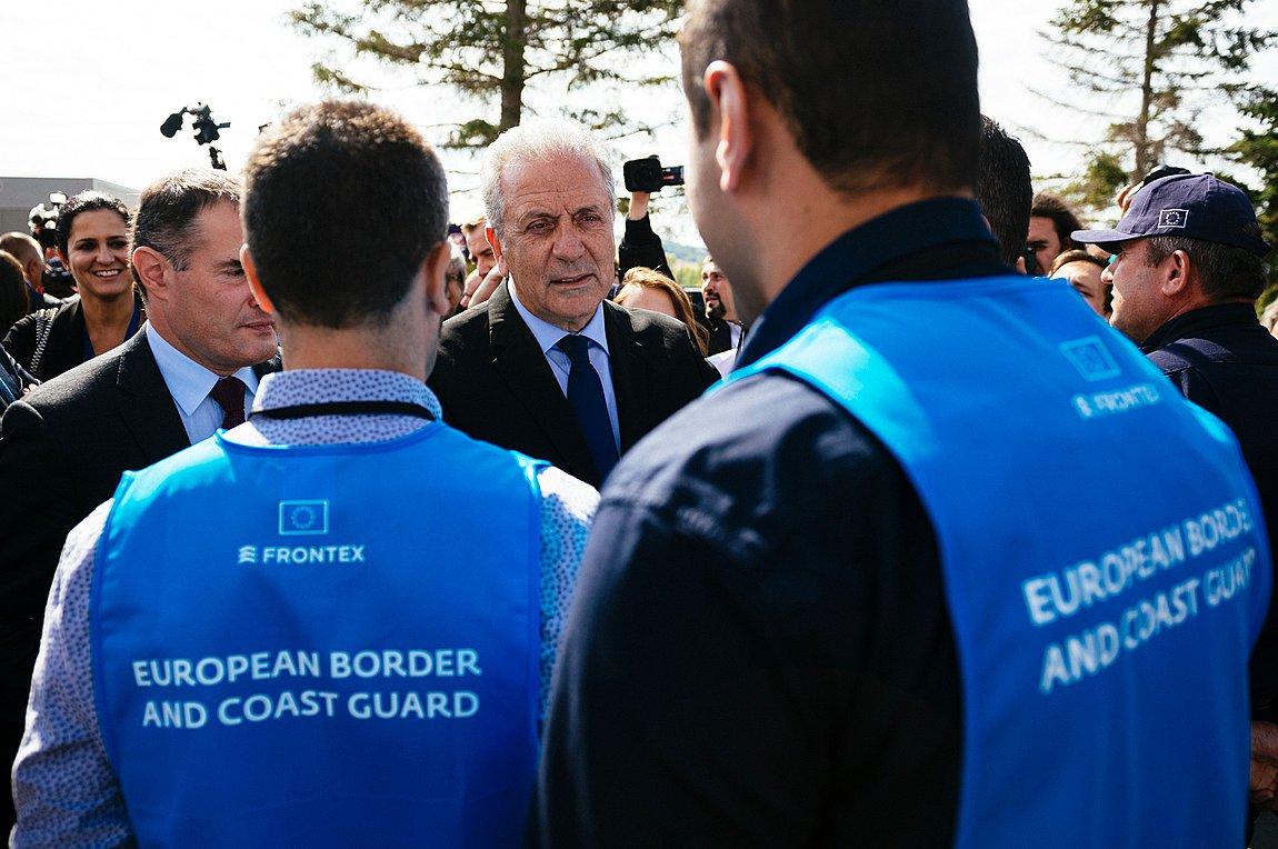 Η Frontex αναλαμβάνει επιχειρησιακό ρόλο στα σύνορα - Ενισχύεται σε προσωπικό και εξοπλισμό - Φωτογραφία 1