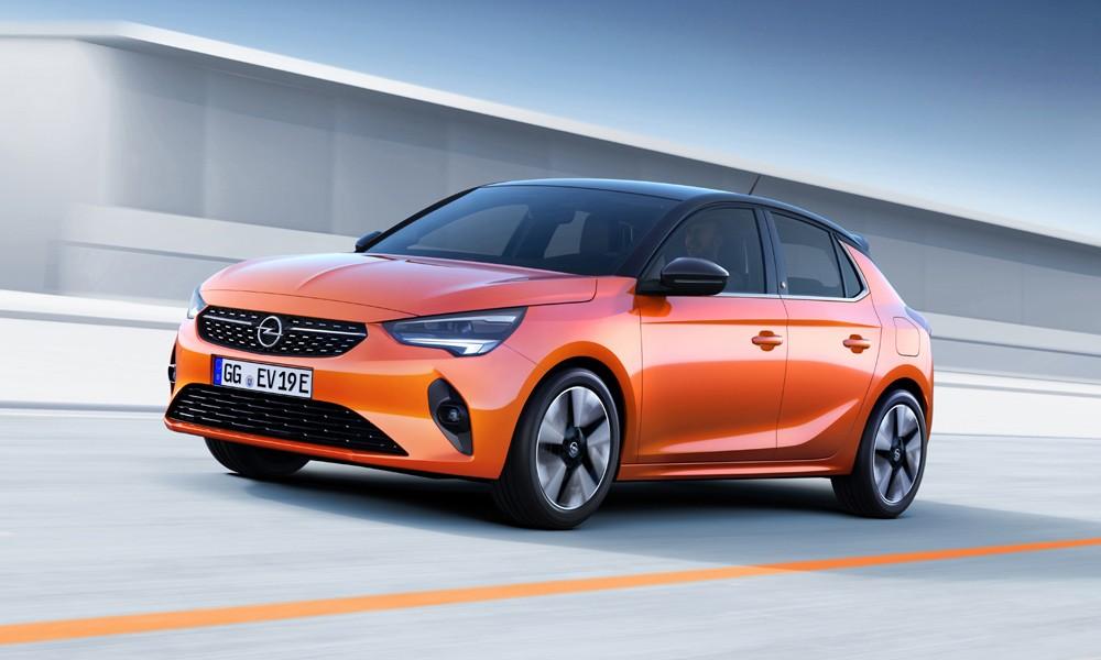 Opel Corsa-e - Φωτογραφία 1