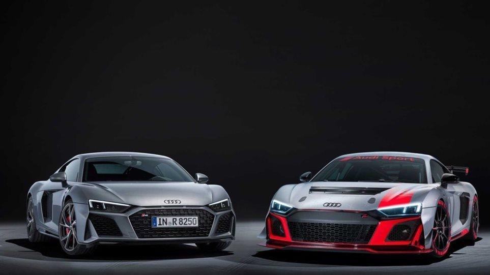 Audi R8 LMS GT4 - Φωτογραφία 1