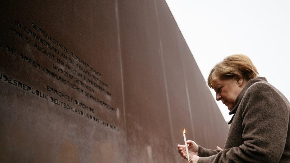 30η επέτειος από την Πτώση του Τείχους - Φωτογραφία 1
