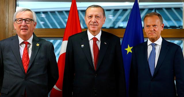Οικονομικό «χαστούκι» στην Τουρκία: Oι Βρυξέλλες δίνουν «πράσινο φως» για επιβολή κυρώσεων – Εντός του έτους τα πρώτα μέτρα - Φωτογραφία 1
