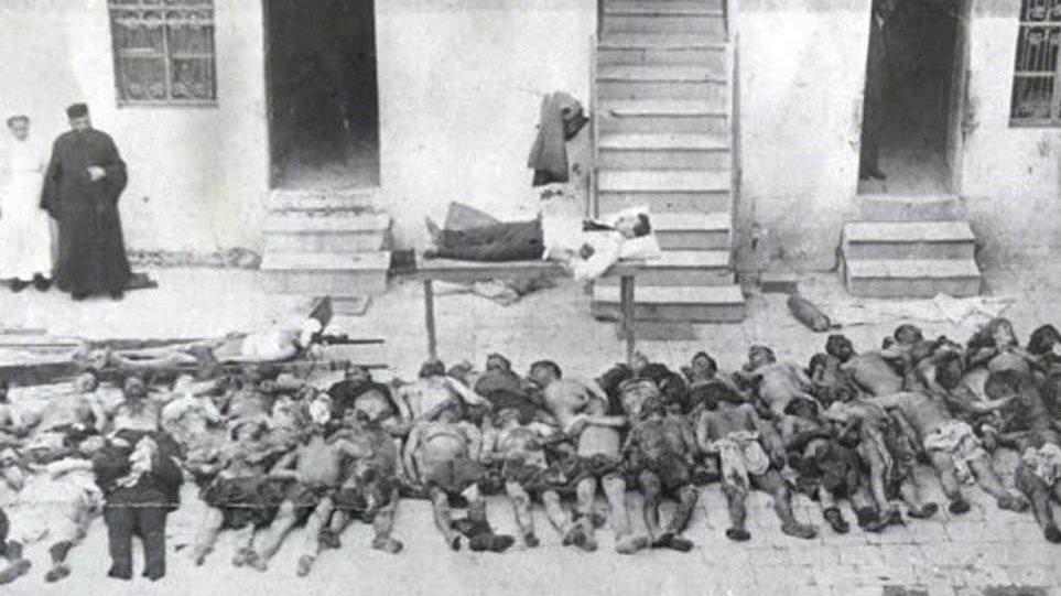 Η γενοκτονία των Αρμενίων από την Τουρκία (1915) - Φωτογραφία 1