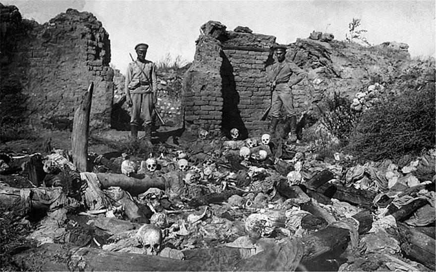 Η γενοκτονία των Αρμενίων από την Τουρκία (1915) - Φωτογραφία 7