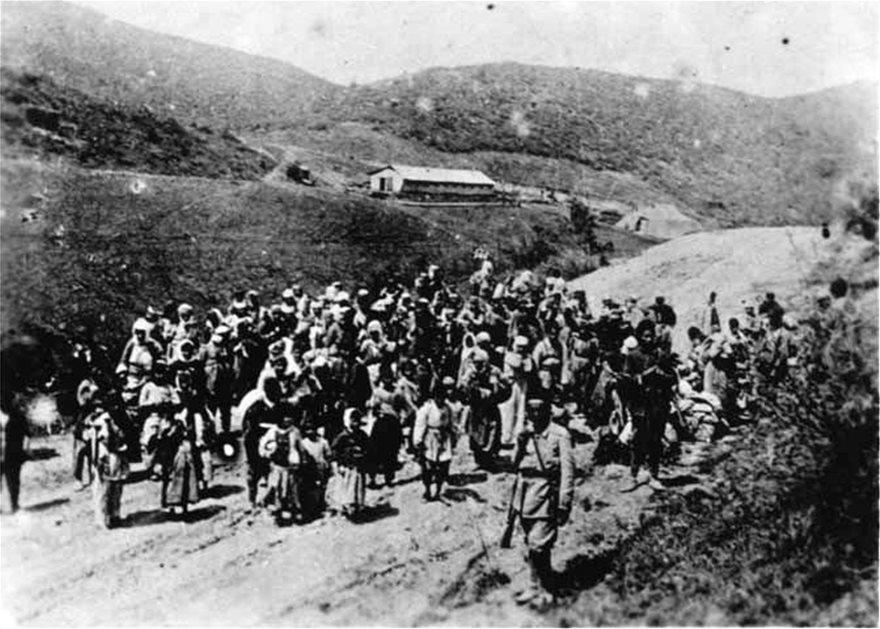 Η γενοκτονία των Αρμενίων από την Τουρκία (1915) - Φωτογραφία 8
