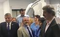 """Εγκαίνια στεφανιογράφου """"Νίκαιας"""": Ο Πάνος Παπανικολάου τα … έψαλε στα δύο μεγάλα κόμματα - Φωτογραφία 3"""