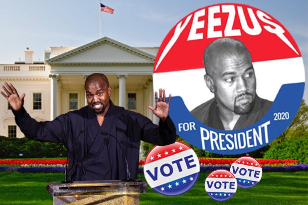 Η άχρηστη πληροφορία της ημέρας  - Κanye West: Αλλάζει όνομα, θέλει να είναι υποψήφιος πρόεδρος - Φωτογραφία 1