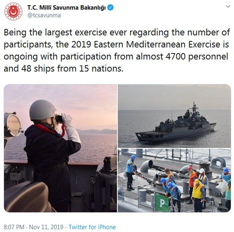 Η Άγκυρα με παράνομη NAVTEX δεσμεύει το Ικάριο Πέλαγος: Οι Τούρκοι με ΝΑΤΟϊκό μανδύα θέλουν τον έλεγχο του Αιγαίου - Φωτογραφία 2