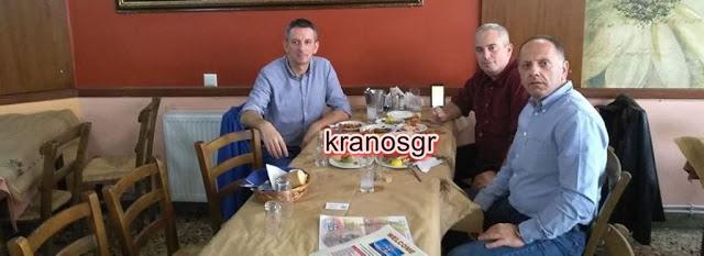 Χαριτίδης και Κασιδόπουλος στηρίζουν Ντιντιό και τάσσονται στο πλευρό του - Φωτογραφία 1