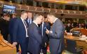 Συμμετοχή ΥΕΘΑ Νικόλαου Παναγιωτόπουλου στο Συμβούλιο Υπουργών Άμυνας της Ε.Ε. στις Βρυξέλλες - Φωτογραφία 6