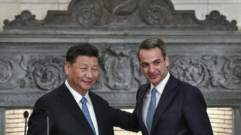 Διεθνή ΜΜΕ για την επίσκεψη του Σι Τζινπίνγκ: Με δώρα ο Κινέζος πρόεδρος στην Ελλάδα - Φωτογραφία 1