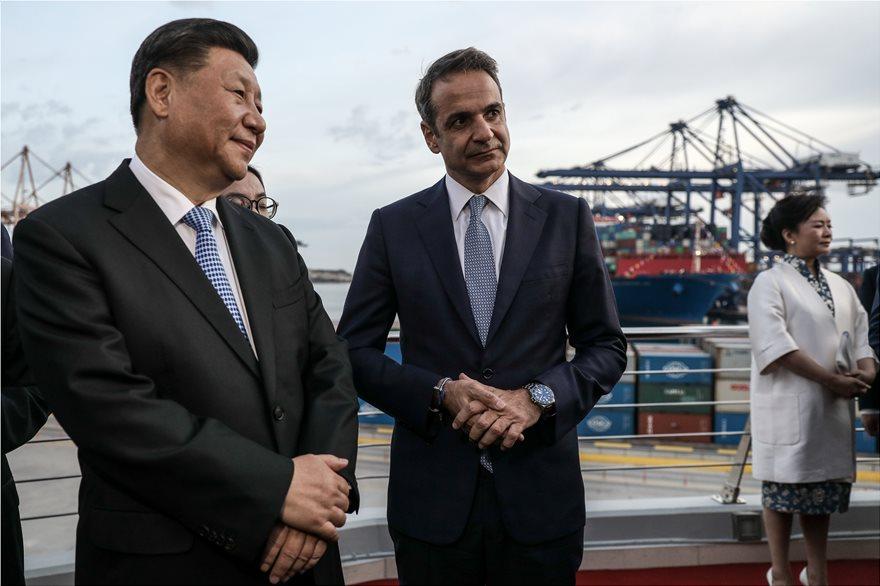 Διεθνή ΜΜΕ για την επίσκεψη του Σι Τζινπίνγκ: Με δώρα ο Κινέζος πρόεδρος στην Ελλάδα - Φωτογραφία 5