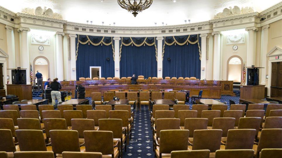 Παραπομπή Τραμπ: Ξεκινούν οι πρώτες δημόσιες ακροάσεις μαρτύρων στη Βουλή των Αντιπροσώπων - Φωτογραφία 1