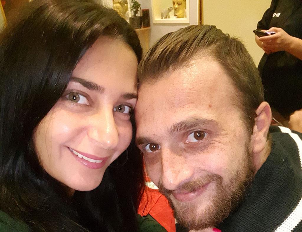 Ρόδος: Οι γιατροί τους έδιναν μόνο μερικές ώρες, τους ένωσε η μάχη για τη ζωή και σήμερα σχεδιάζουν τον γάμο τους - Φωτογραφία 2