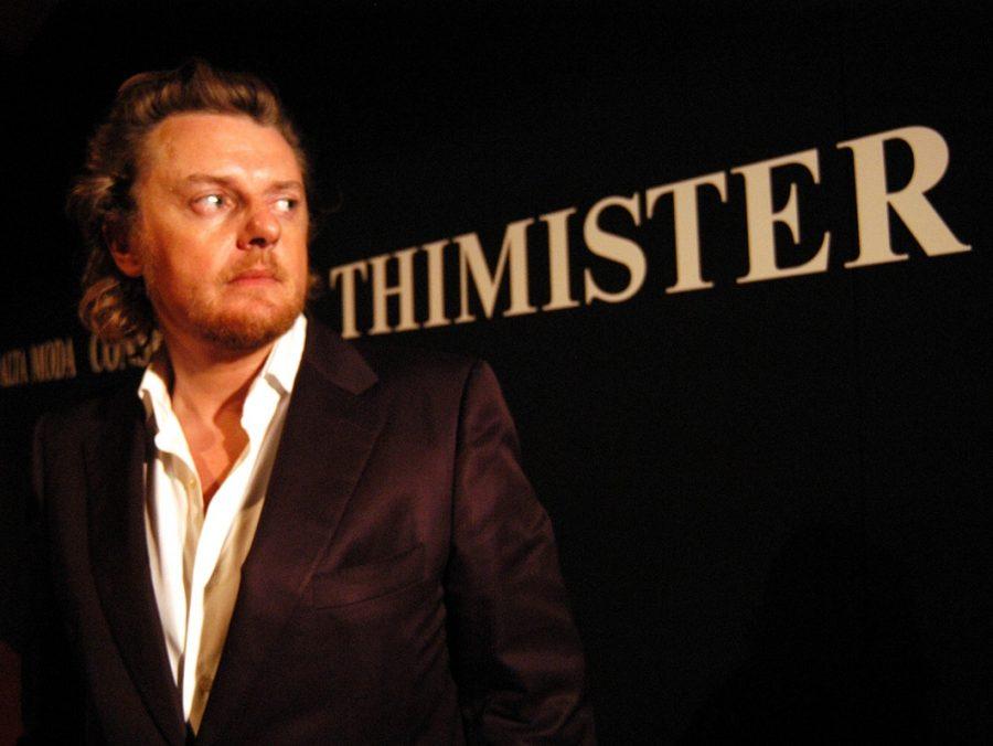 Josephus Thimister :Balenciaga  Ο σχεδιαστής αυτοκτόνησε μετά από έναν δύσκολο αγώνα με την κατάθλιψη. - Φωτογραφία 1