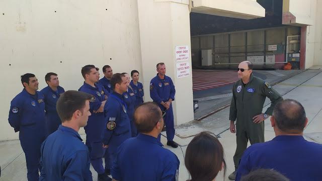 Φωτό από την επίσκεψη του ΑΓΕΑ στο Ισραήλ - Φωτογραφία 6