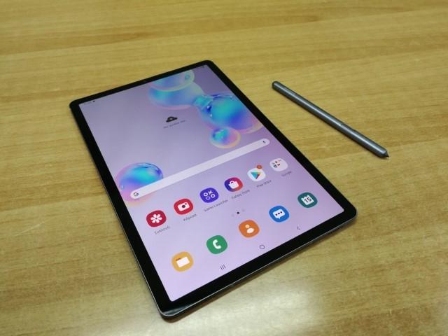 TO tablet με τη χορταστική οθόνη Super AMOLED 10,5 - Φωτογραφία 1