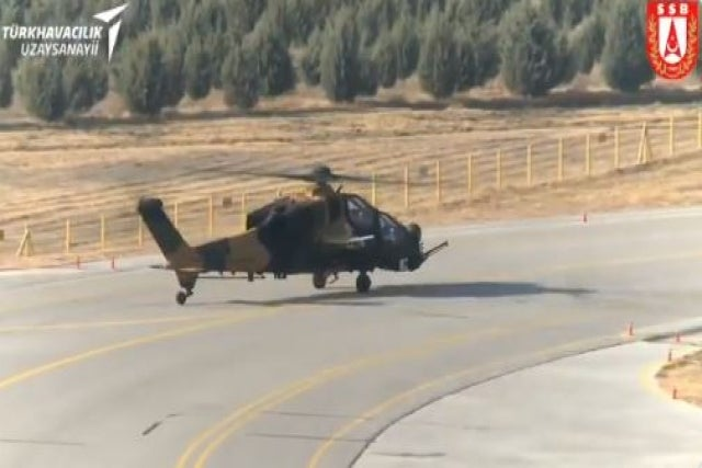 Νέα απειλή για τα νησιά «πρώτης γραμμής»: Η Τουρκία κατασκεύασε ελικόπτερο ηλεκτρονικού πολέμου - Φωτογραφία 1