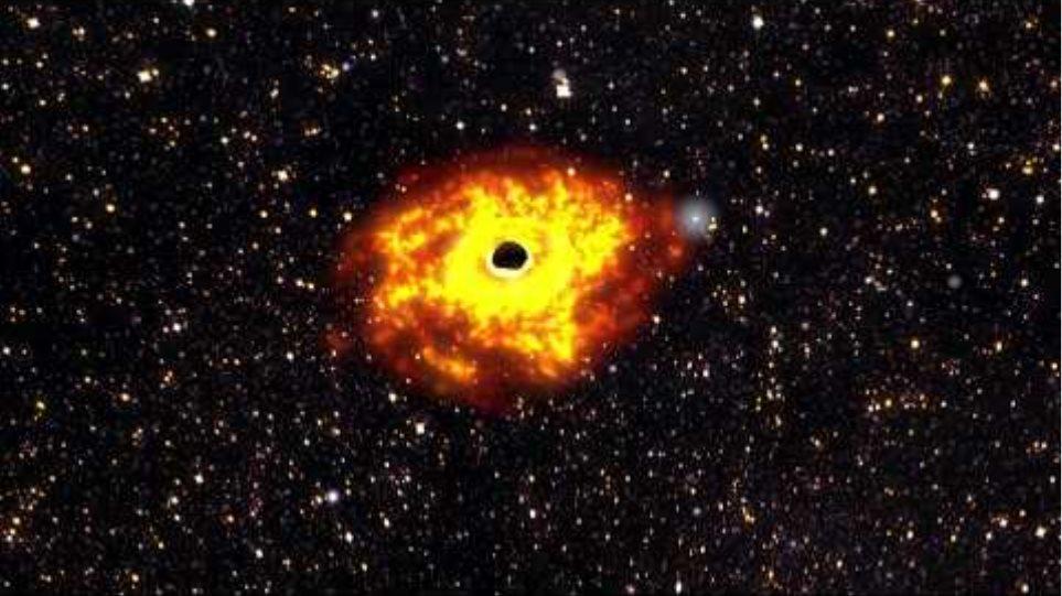 Διάστημα: Μαύρη τρύπα εκτόξευσε αστέρι εκτός Milky Way με ταχύτητα 3,7 εκατ. μίλια την ώρα - Φωτογραφία 2