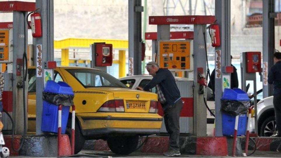 Το Ιράν αυξάνει κατά 50% τις τιμές της βενζίνης - Φωτογραφία 1