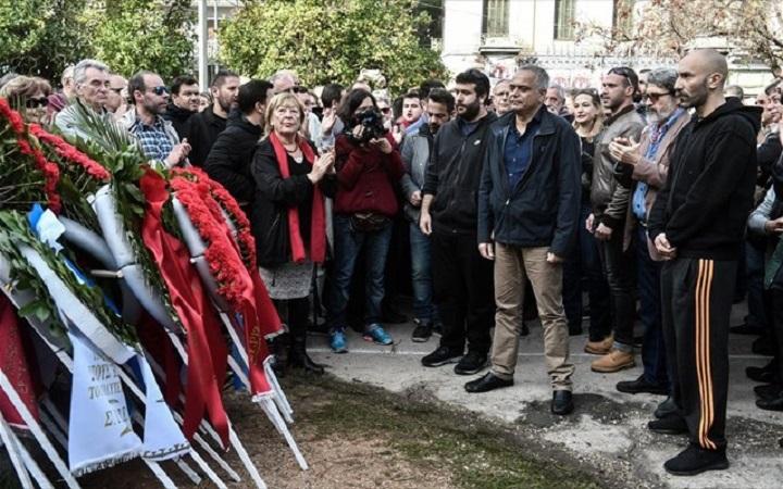 ΣΥΡΙΖΑ: Η Εξέγερση του Πολυτεχνείου παραμένει επίκαιρη - Φωτογραφία 1
