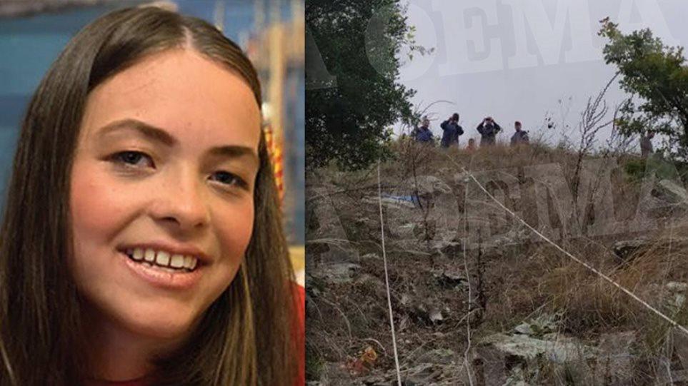 Τραγωδία στην Κατερίνη: Δείτε φωτογραφίες από τη χαράδρα που βρέθηκαν νεκρές μάνα και κόρη - Φωτογραφία 1