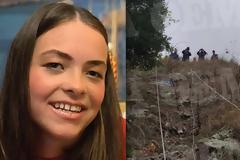 Τραγωδία στην Κατερίνη: Δείτε φωτογραφίες από τη χαράδρα που βρέθηκαν νεκρές μάνα και κόρη