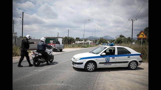 Ξηρόμερο: 84χρονος οδηγός ενεπλάκη σε τροχαίο και συνελήφθη χωρίς δίπλωμα - Φωτογραφία 1