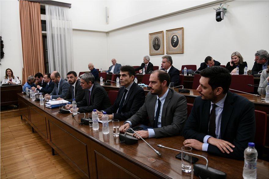 Κατάθεση Φρουζή στη Βουλή: Βόλτες στην «Αυγή» και την Κουμουνδούρου και δωράκια ΣΥΡΙΖΑ στη Novartis - Φωτογραφία 4