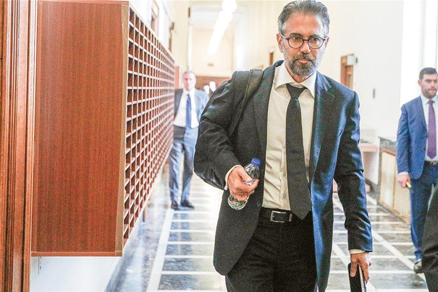 Κατάθεση Φρουζή στη Βουλή: Βόλτες στην «Αυγή» και την Κουμουνδούρου και δωράκια ΣΥΡΙΖΑ στη Novartis - Φωτογραφία 6