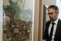 Κατάθεση Φρουζή στη Βουλή: Βόλτες στην «Αυγή» και την Κουμουνδούρου και δωράκια ΣΥΡΙΖΑ στη Novartis