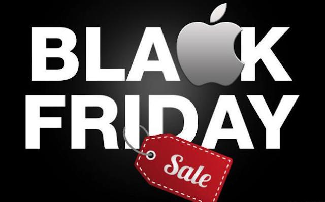 Μαύρη Παρασκευή στην Apple: έως και 200 ευρώ σε κάρτα δώρων - Φωτογραφία 1