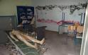 Κατάρρευση Λαογραφικού Μουσείου ΠΑΛΑΙΟΜΑΝΙΝΑΣ:  Έγκλημα και τιμωρία - Φωτογραφία 2