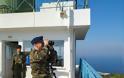 Επίσκεψη Αρχηγού Γενικού Επιτελείου Στρατού στα Επιτηρητικά Φυλάκια