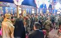 Το Σύμβολο της Πίστεως ανέγνωσε ο Διοικητής της 1ης Μεραρχίας Υποστράτηγος Σάββας Κολοκούρης - Φωτογραφία 104