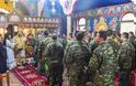 Το Σύμβολο της Πίστεως ανέγνωσε ο Διοικητής της 1ης Μεραρχίας Υποστράτηγος Σάββας Κολοκούρης - Φωτογραφία 105