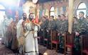 Το Σύμβολο της Πίστεως ανέγνωσε ο Διοικητής της 1ης Μεραρχίας Υποστράτηγος Σάββας Κολοκούρης - Φωτογραφία 70