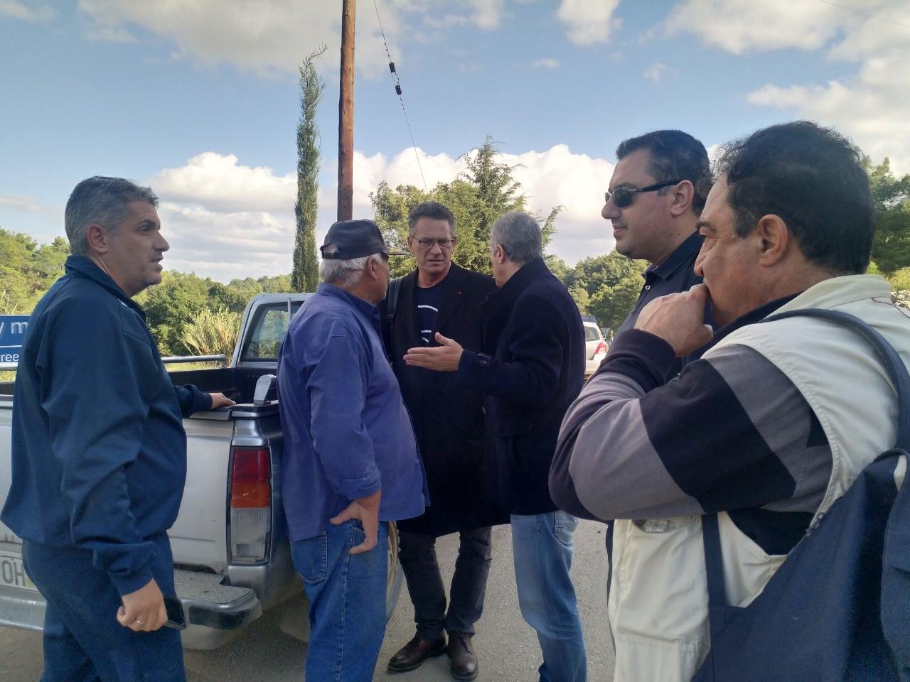 Κ. Αρβανίτης: «Το Επιτελικό Κράτος Μητσοτάκη Απόν στη Ρόδο» - Φωτογραφία 1