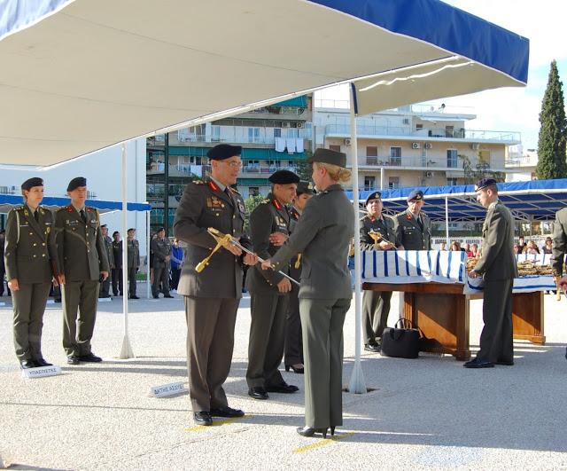 Απονομή Ξιφών από τον Αρχηγό ΓΕΣ σε Αξιωματικούς του Στρατού Ξηράς - Φωτογραφία 6