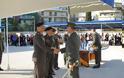Απονομή Ξιφών από τον Αρχηγό ΓΕΣ σε Αξιωματικούς του Στρατού Ξηράς