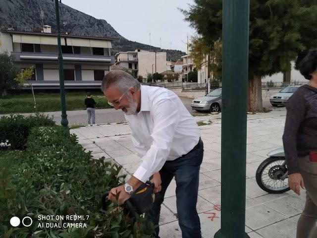 Δράση εθελοντικού καθαρισμού της ΚΕΝΤΡΙΚΗΣ ΠΛΑΤΕΙΑΣ στον ΑΣΤΑΚΟ - [ΦΩΤΟ] - Φωτογραφία 2