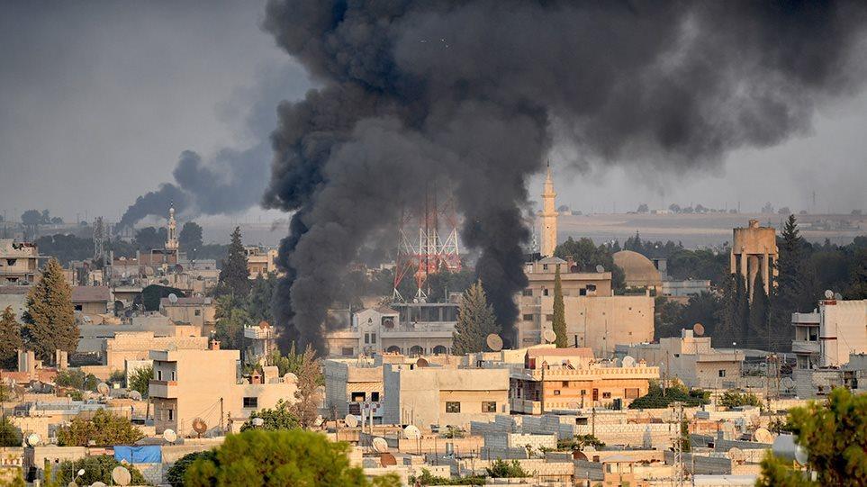 Συρία: Τουρκικά πυρά κοντά σε σχολείο - 11 νεκροί, ανάμεσά τους και παιδιά - Φωτογραφία 1