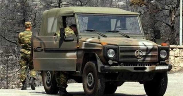 Με εντολή ΓΕΣ οι οδηγοί των στρατιωτικών οχημάτων στην Θράκη ενώπιον παράνομων μεταναστών τα εγκαταλείπουν & φεύγουν; - Φωτογραφία 1