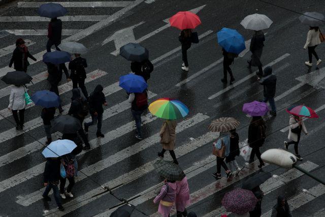 Αγριεύει ο καιρός : Πτώση θερμοκρασίας, βροχές, καταιγίδες και χιόνια - Φωτογραφία 1