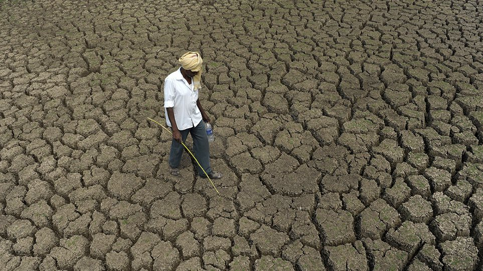 ΟΗΕ: Το 2019 κλείνει τη θερμότερη δεκαετία που έχει καταγραφεί - Φωτογραφία 1